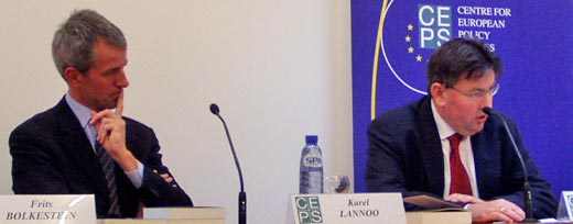 Karel Lannoo and Derk-Jan Eppink